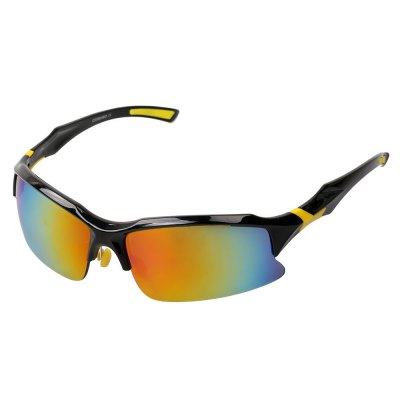 KASHILUO 9150-S Cycling Glasses Polarized Lens