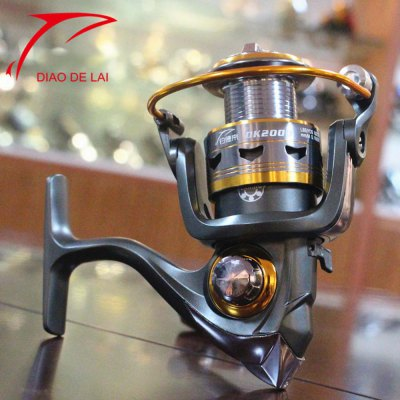 DIAODELAI DK-3000 11 Ball Bearings Spinning Fishing Reel