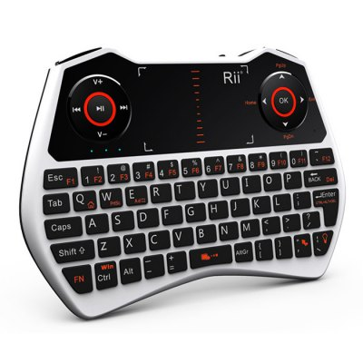 Rii Portable 2.4GHz Wireless Touchpad / Keyboard