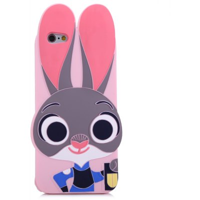 Silicone Soft Protective Back Cover Case for iPhone 6 / 6S