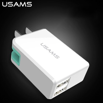USAMS HKL-050200 Smart Travel Power Charger