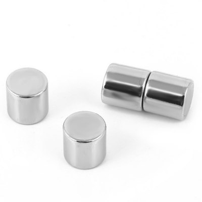 FUNI CT-312 4PCS Whiteboard Cylinder Magnets for Office
