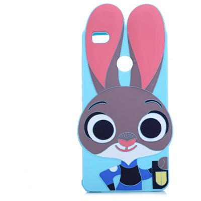 Silicone Soft Protective Back Case for Xiaomi 4S
