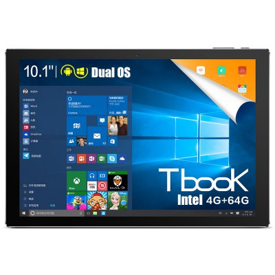 Teclast Tbook 10 10.1 inch 2 in 1 Tablet PC