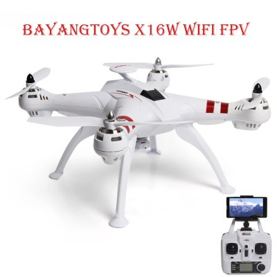 BAYANGTOYS X16W Altitude Hold Brushless WiFi FPV Drone