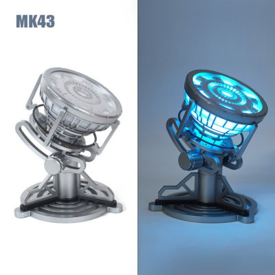Arc-reactor LED Light