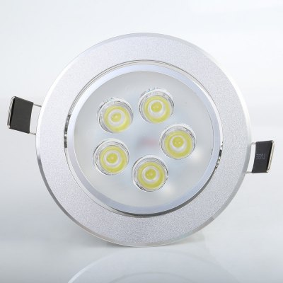 YouOkLight 5W 480LM 6000K Dimmable LED Downlight