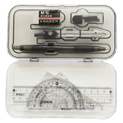 MG ChenGuang ACS90809 Drawing Compass Geometry Tools