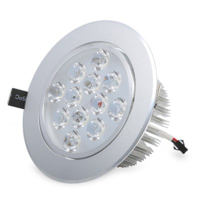 YouOkLight 12W 1100LM 6000K Adjustable LED Ceiling Down Lamp
