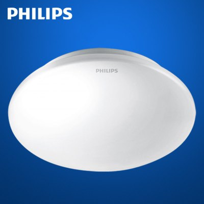 Philips 6W 480LM 6500K LED Ceiling Light Flush Mounted