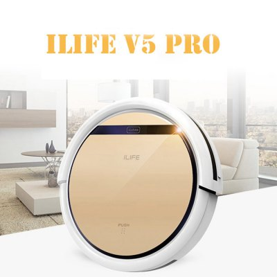 ILIFE V5 Pro Smart Robotic Vacuum Cleaner