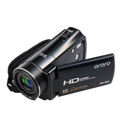 Ordro HDV - V7 3inch  LCD Digital Video Camera HD Camcorder DV