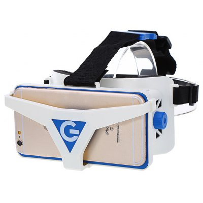 Virtual Reality 3D VR Glasses for 4.5 - 6 inch Smartphone 177127701