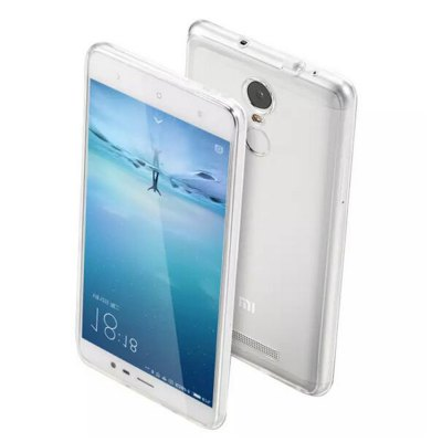 ASLING Protective Transparent Case for Redmi Note 3 / 3 Pro TPU MaterialCases &amp; Leather<br>ASLING Protective Transparent Case for Redmi Note 3 / 3 Pro TPU Material<br><br>Brand: ASLING<br>Color: Transparent<br>Features: Anti-knock<br>Mainly Compatible with: Xiaomi<br>Material: TPU<br>Package Contents: 1 x Protective Case<br>Package size (L x W x H): 20.00 x 12.00 x 0.70 cm / 7.87 x 4.72 x 0.28 inches<br>Package weight: 0.045 kg<br>Product Size(L x W x H): 15.20 x 8.00 x 0.03 cm / 5.98 x 3.15 x 0.01 inches<br>Product weight: 0.012 kg<br>Style: Transparent
