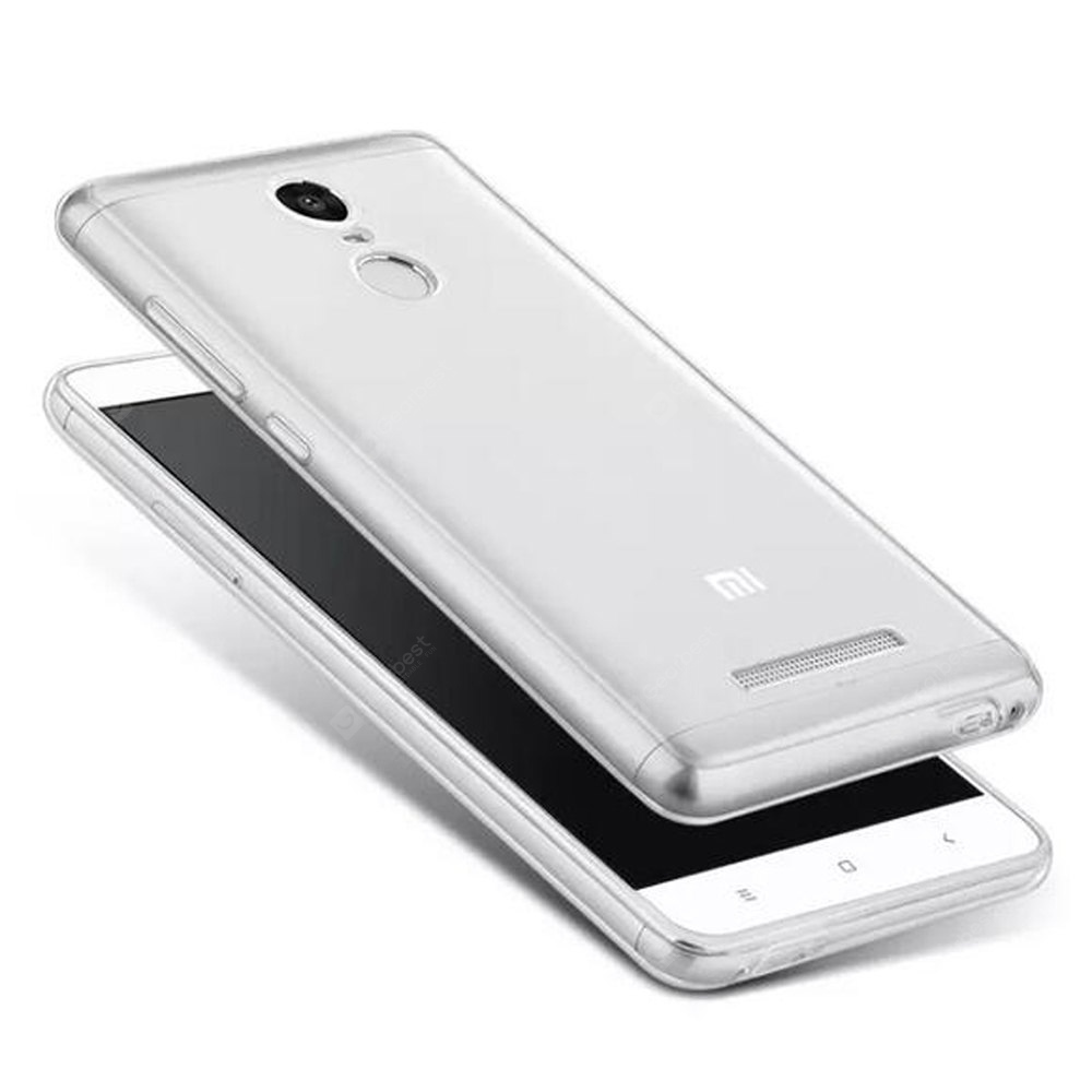 ASLING Protective Transparent Case for Redmi Note 3 / 3 Pro TPU Material