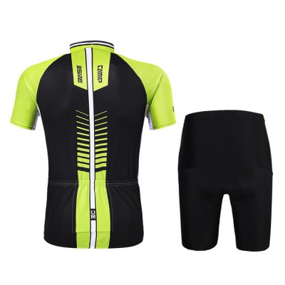 BASECAMP BC-525 Quick-drying Men Short Sleeve Cycling Suits