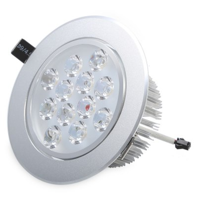 YouOkLight 1100Lm 3000K 12W Dimmable LED Down Light