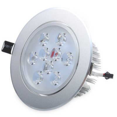 YouOkLight 850LM 9W 6000K Adjustable LED Ceiling Down Lamp