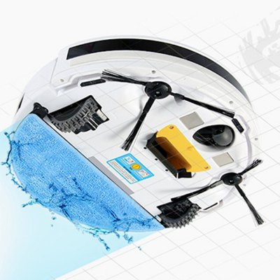 Robotic Vacuum Cleaner Nano MopRobot Vacuum Accessories<br>Robotic Vacuum Cleaner Nano Mop<br><br>Accessories Types: Mopping Pad<br>Brand: ILIFE<br>Package Contents: 1 x Cleaner Mop<br>Package size (L x W x H): 14.00 x 5.00 x 2.00 cm / 5.51 x 1.97 x 0.79 inches<br>Package weight: 0.040 kg<br>Product size (L x W x H): 28.00 x 11.00 x 1.00 cm / 11.02 x 4.33 x 0.39 inches<br>Product weight: 0.010 kg