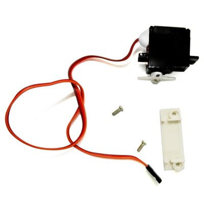 FEILUN Original FT011 Vessel Component RC Boat Hull Servo Assembly Accessory