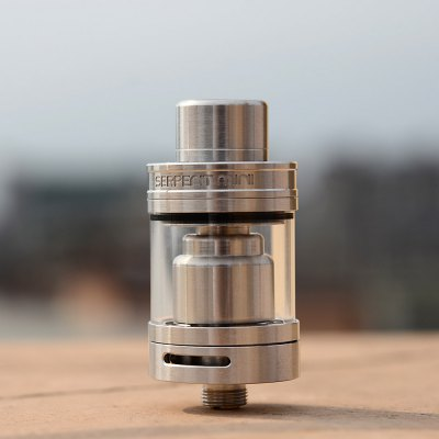 Original Wotofo Serpent Mini RTA AtomizerRebuildable Atomizers<br>Original Wotofo Serpent Mini RTA Atomizer<br><br>Available Color: Black,Silver<br>Brand: Wotofo<br>Coil Quantity: Single coil, Single coil<br>Material: Stainless Steel, Glass<br>Model: Serpent Mini<br>Overall Diameter: 22mm, 22mm<br>Package Contents: 1 x Wotofo Serpent Mini Single Coil RTA, 1 x Spare Part and Hex Key Pack, 1 x Japanese Organic Cotton, 1 x Pack of Wotofo Comp Wire, 1 x Additional Glass Tank Section, 1 x Wotofo Serpent Mini Single Coil RTA, 1 x Spare Part and Hex Key Pack, 1 x Japanese Organic Cotton, 1 x Pack of Wotofo Comp Wire, 1 x Additional Glass Tank Section<br>Package size (L x W x H): 20.00 x 20.00 x 20.00 cm / 7.87 x 7.87 x 7.87 inches, 20.00 x 20.00 x 20.00 cm / 7.87 x 7.87 x 7.87 inches<br>Package weight: 0.140 kg, 0.140 kg<br>Product size (L x W x H): 2.20 x 2.20 x 2.90 cm / 0.87 x 0.87 x 1.14 inches, 2.20 x 2.20 x 2.90 cm / 0.87 x 0.87 x 1.14 inches<br>Product weight: 0.060 kg, 0.060 kg<br>Rebuildable Atomizer: RBA,RTA<br>Tank Capacity: 3.0ml<br>Thread: 510, 510<br>Type: Rebuildable Atomizer, Rebuildable Tanks