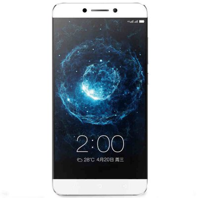 gearbest  LeEco Le Max 2 Snapdragon 820 MSM8996 2.15GHz 4コア SILVER(シルバー)