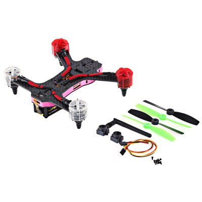 REDCON Phoenix 210 Assembling 5.8GHz FPV 976 x 582 Camera Quadcopter ARF Version от GearBest.com INT