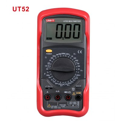 UNI-T UT52 Universal LCD Digital Multimeter