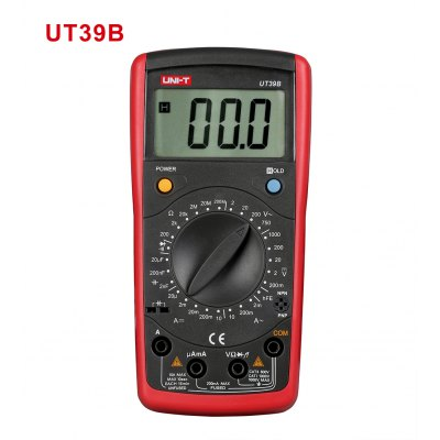 UNI-T UT39B LCD Digital Multimeter