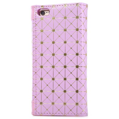 Grid Pattern Full Body Protective Case for iPhone 6 Plus / 6S PlusiPhone Cases/Covers<br>Grid Pattern Full Body Protective Case for iPhone 6 Plus / 6S Plus<br><br>Features: Anti-knock,FullBody Cases,With Credit Card Holder<br>Material: PU Leather<br>Style: Cool,Grid Pattern,Modern<br>Color: Black,Pink,Red,White<br>Product weight: 0.125 kg<br>Package weight: 0.186 kg<br>Product size (L x W x H): 16.30 x 9.00 x 2.20 cm / 6.42 x 3.54 x 0.87 inches<br>Package size (L x W x H): 20.00 x 10.50 x 2.50 cm / 7.87 x 4.13 x 0.98 inches<br>Package Contents: 1 x Case, 1 x Lanyard