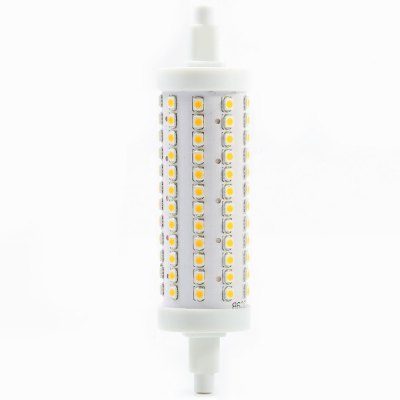 3pcs Sencart 15W 1200LM R7S SMD2835 108 Horizontal Plug LED LampLED Light Bulbs<br>3pcs Sencart 15W 1200LM R7S SMD2835 108 Horizontal Plug LED Lamp<br><br>Brand: Sencart<br>Holder: R7S<br>Type: Horizontal Plug Lamp<br>Output Power: 15W<br>Emitter Types: SMD 2835<br>Total Emitters: 108<br>Luminous Flux: 1200LM<br>CCT/Wavelength: 3000-3500K,6000-6500K<br>Voltage (V): AC 85-265<br>Features: Energy Saving,Low Power Consumption<br>Function: Commercial Lighting,Home Lighting,Studio and Exhibition Lighting<br>Available Light Color: Warm White,White<br>Sheathing Material: PBT<br>Product weight: 0.051 kg<br>Package weight: 0.173 kg<br>Product size (L x W x H): 3.00 x 3.00 x 11.80 cm / 1.18 x 1.18 x 4.65 inches<br>Package size (L x W x H): 10.00 x 4.00 x 12.80 cm / 3.94 x 1.57 x 5.04 inches<br>Package Contents: 3 x LED Horizontal Plug Light