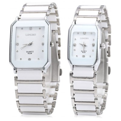 LONGBO 8228 Water Resistant Couple Watches
