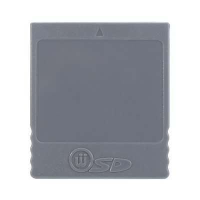 Practical Memory Card Adapter for Wii