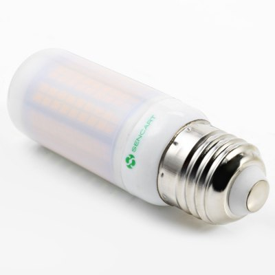 6pcs Sencart E27 180 x SMD2835 1500LM 15W Frosted LED Corn BulbCorn Bulbs<br>6pcs Sencart E27 180 x SMD2835 1500LM 15W Frosted LED Corn Bulb<br><br>Available Light Color: Warm White,White<br>Brand: Sencart<br>CCT/Wavelength: 3000-3500K,6000-6500K<br>Emitter Types: SMD 2835<br>Features: Long Life Expectancy, Energy Saving<br>Function: Studio and Exhibition Lighting, Commercial Lighting, Outdoor Lighting<br>Holder: E27<br>Luminous Flux: 1500Lm<br>Output Power: 15W<br>Package Contents: 6 x Sencart LED Corn Light<br>Package size (L x W x H): 10.00 x 7.00 x 10.50 cm / 3.94 x 2.76 x 4.13 inches<br>Package weight: 0.236 kg<br>Product size (L x W x H): 3.00 x 3.00 x 9.50 cm / 1.18 x 1.18 x 3.74 inches<br>Product weight: 0.036 kg<br>Sheathing Material: ABS<br>Total Emitters: 180<br>Type: Corn Bulbs<br>Voltage (V): AC 110-120,AC 220-240