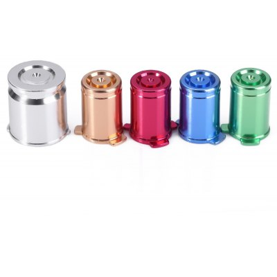 Replacement Metal Button Cap for XBOX 360 5Pcs
