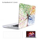 Oil Painting Style Protective Hard Case for MacBook Air 11.6 inch
