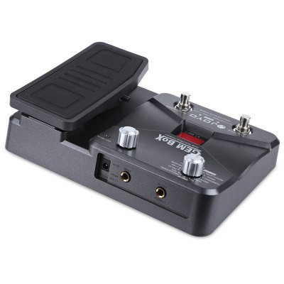 JOYO GEM BOX Instrument Accessory Multi-effect Processor PedalPro Audio Equipment<br>JOYO GEM BOX Instrument Accessory Multi-effect Processor Pedal<br><br>Materials: Metal<br>Type: Effect Pedal<br>Package weight: 1.145 kg<br>Package size: 35.00 x 16.00 x 6.50 cm / 13.78 x 6.3 x 2.56 inches<br>Package Contents: 1 x Multi-effect Processor Pedal