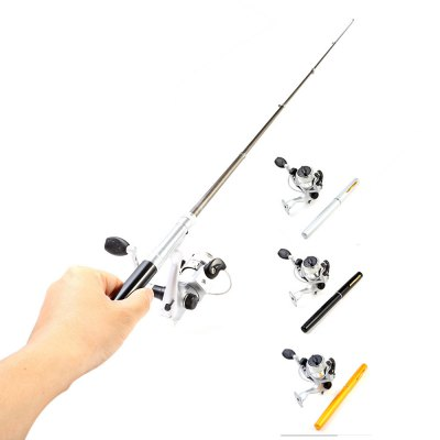 Fish Rod Pen with Fishing Reel