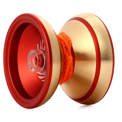 DECAKER Durable Alloy YO-YO Golden Ice Toy Cool Gift for Kids