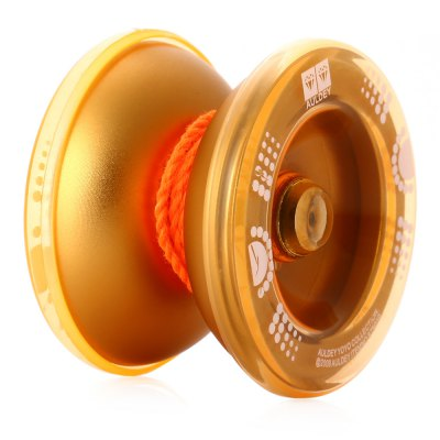 DECAKER Durable Alloy YO-YO Golden Photon Toy Cool Gift for Kids