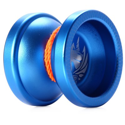 DECAKER Durable Alloy YO-YO Blue Pegasus Toy Cool Gift for Kids