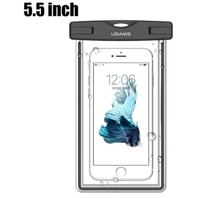 USAMS YD001 5.5 inch Mobile Waterproof Protective Case