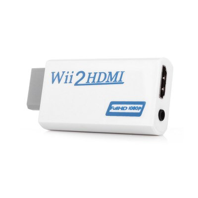 HDMI Controller Adapter for Nintendo Wii