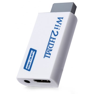 Wii2HDMI Converter Adapter