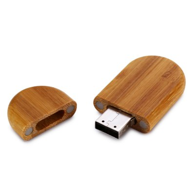 ZP Wood Style 64GB USB Memory Flash Drive Data Storage