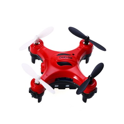 JJRC DHD D2 2 Mega Pixel CAM 2.4G 4 Channel 6-axis Gyro Quadcopter One Key Automatic Return RTF