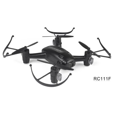 RC LEADING MODEL RC111F 2.4GHz 5.8G / WiFi FPV 720P Air Press Altitude Hold 6 Axis Gyro 4 Channel Mini RC Quadcopter