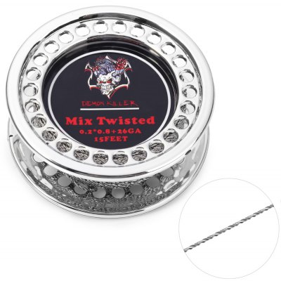 Kanthal A1 Mix Twisted Resistance Wire