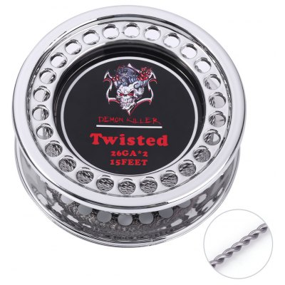 Kanthal A1 Twisted Resistance Wire
