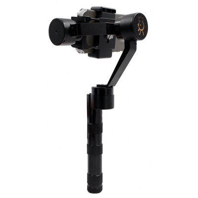 XJJJ JJ - 2 3 Axis Brushless Gimbal 360 Degree Shooting Fitting for Smart Phone